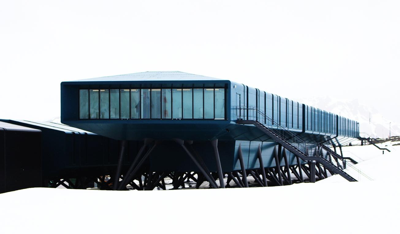 Estação Antártica Comandante Ferraz, Estúdio 41
