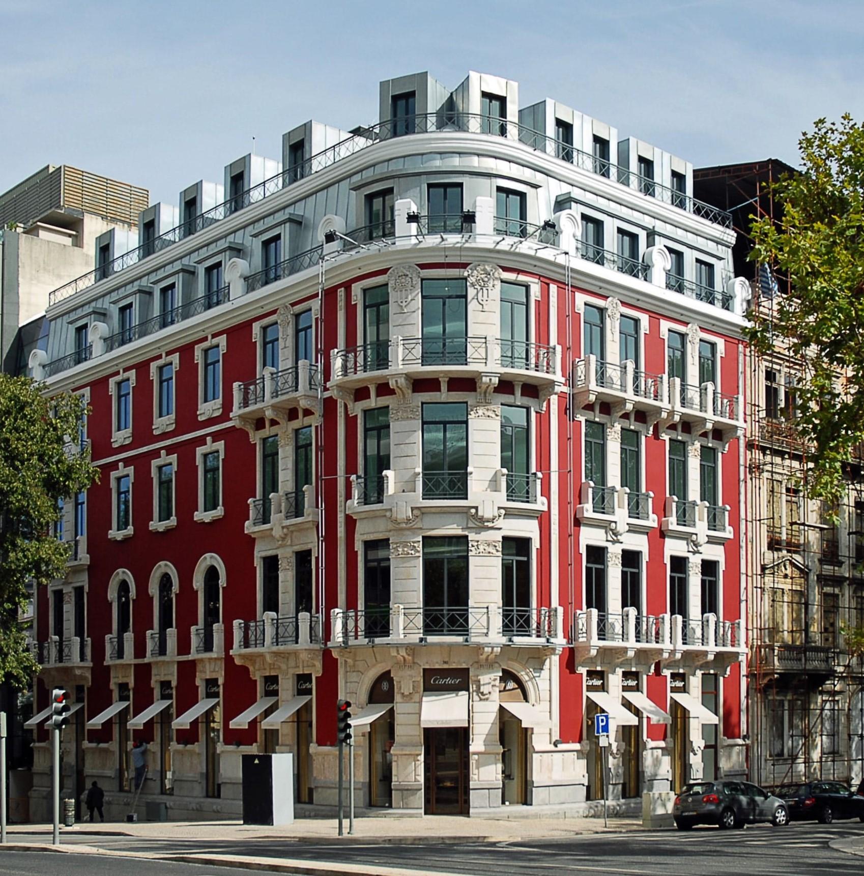 Edifício Liberdade 240, Lisboa