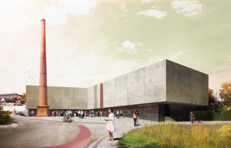Centro de Artes de Águeda, And-Ré