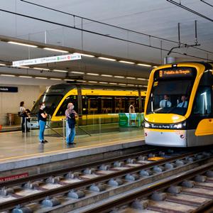 Estações do Metro do Porto, Álvaro Siza Vieira e Eduardo Souto de Moura