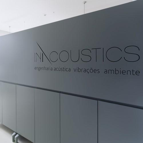 Escritório InAcoustics Engenharia Acústica Vibrações e Ambiente