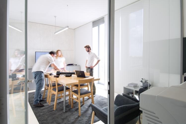 InAcoustics Office_Escritório