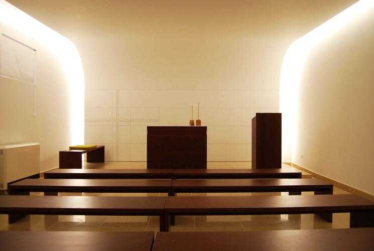 Santuário de Fátima – Capela do Imaculado Coração de Maria