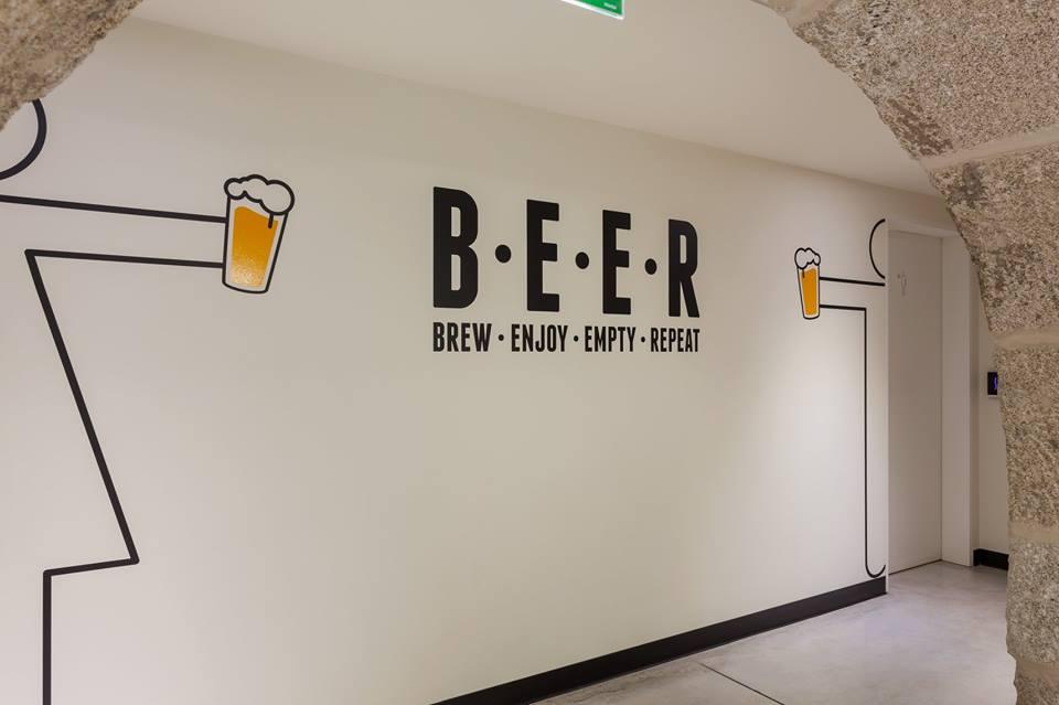 Fábrica da Cerveja Nortada, Porto
