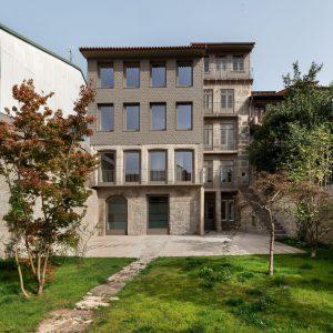Residência de Investigadores, Guimarães