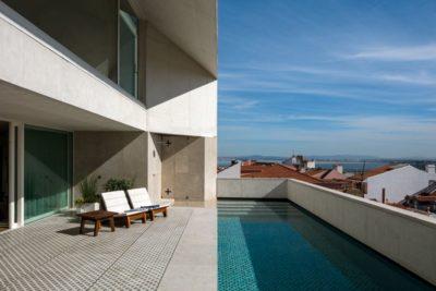 Casa na Rua do Quelhas, Lisboa