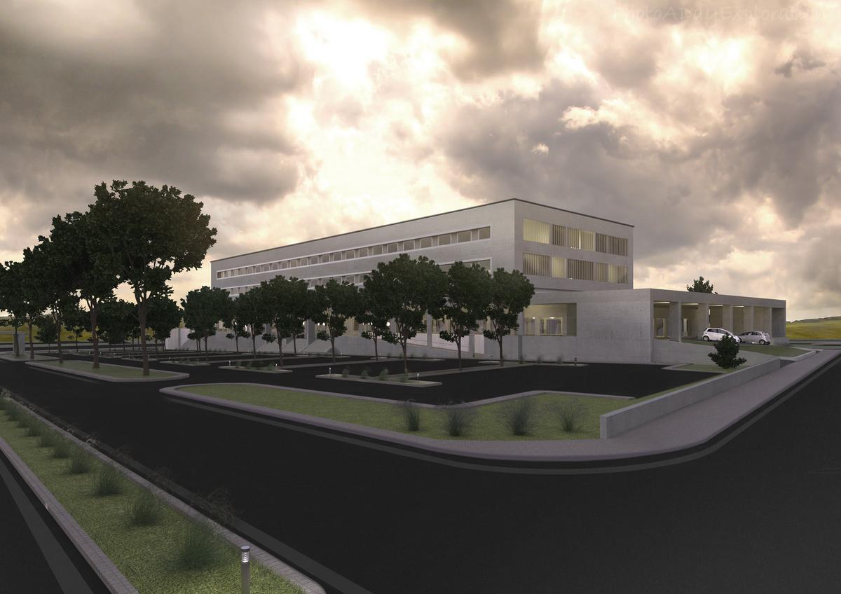 Oran Anti Cancer Center, JFA Engenharia