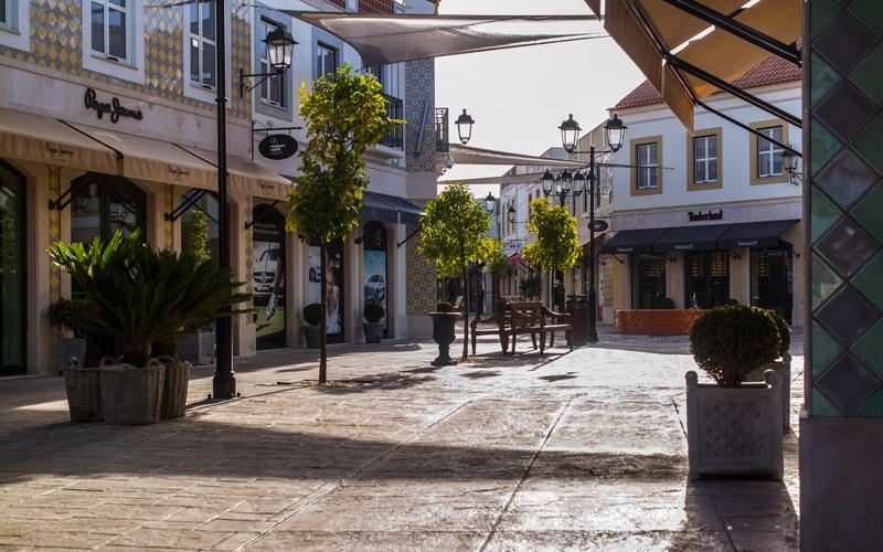 Designer Outlet Algarve, Elemental