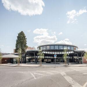 Mercado de Albergaria-a-Velha, Ainda Arquitectura