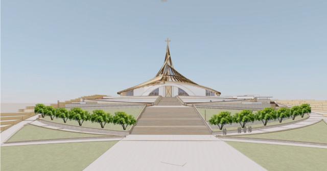 Santuário Alexandrina de Balasar, Area Engineering
