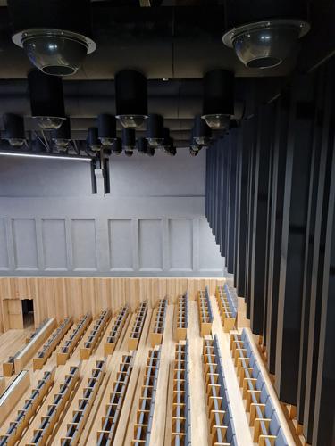 Teatro Municipal de Ourém, GLCS Arquitetos